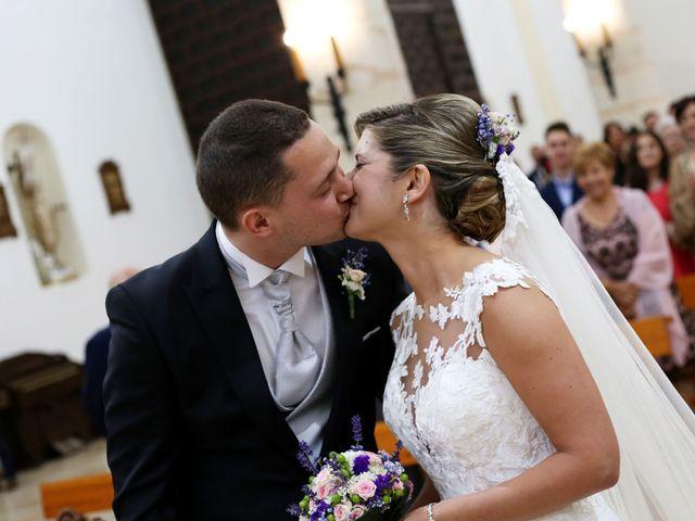 La boda de Joshua y Paula en Campillo De Altobuey, Cuenca 17