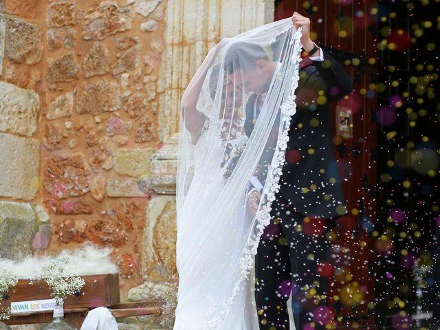 La boda de Joshua y Paula en Campillo De Altobuey, Cuenca 19