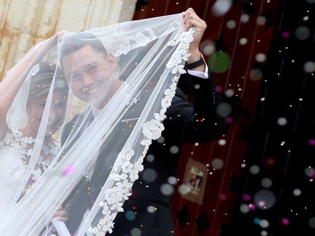 La boda de Joshua y Paula en Campillo De Altobuey, Cuenca 20