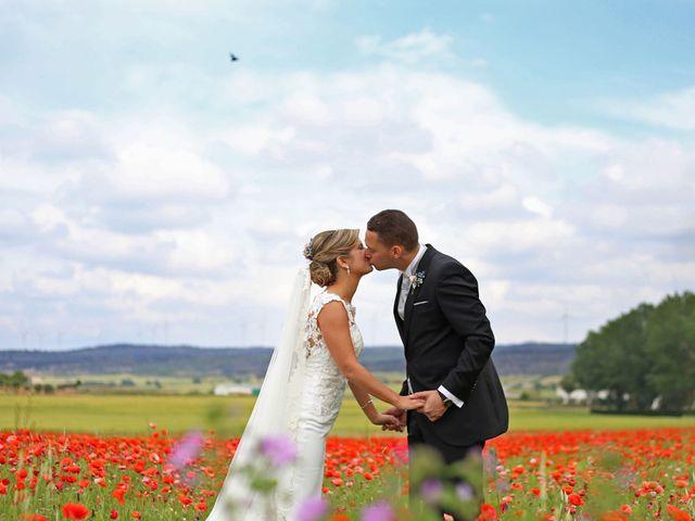 La boda de Paula y Joshua
