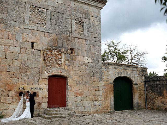 La boda de Joshua y Paula en Campillo De Altobuey, Cuenca 25