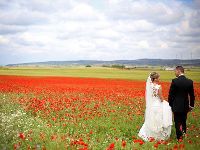 La boda de Joshua y Paula en Campillo De Altobuey, Cuenca 26