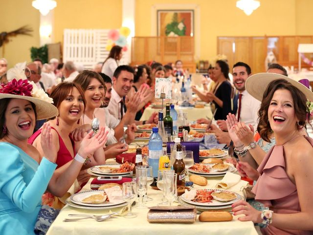 La boda de Joshua y Paula en Campillo De Altobuey, Cuenca 28