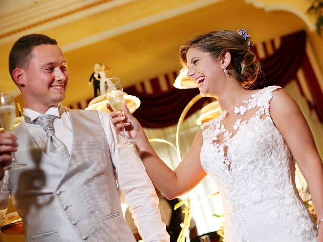 La boda de Joshua y Paula en Campillo De Altobuey, Cuenca 31