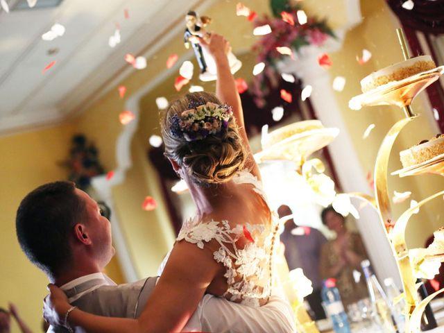 La boda de Joshua y Paula en Campillo De Altobuey, Cuenca 32