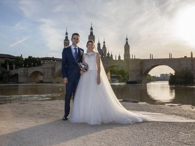 La boda de Pablo y Lara en Zaragoza, Zaragoza 3