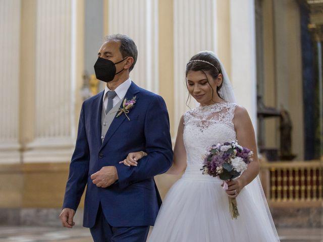 La boda de Pablo y Lara en Zaragoza, Zaragoza 9