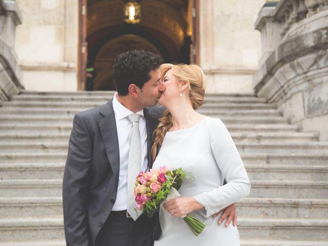La boda de Leire y Raul