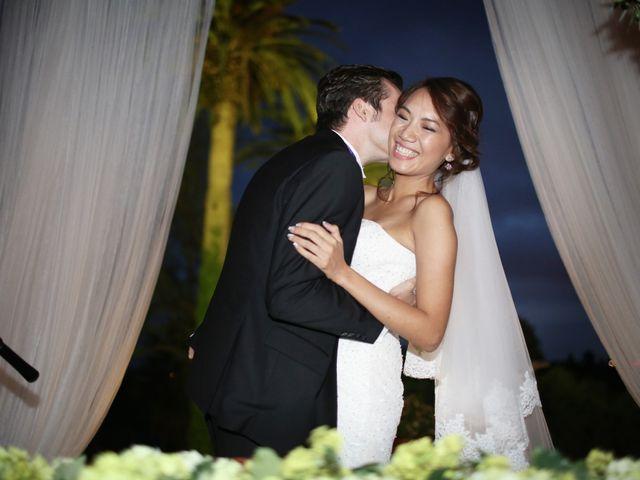 La boda de Cristal y David
