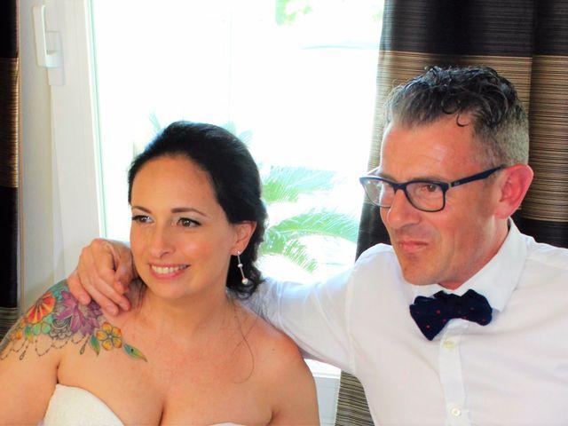 La boda de Valentina y Beppe