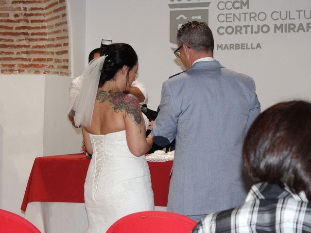 La boda de Beppe y Valentina en Marbella, Málaga 2