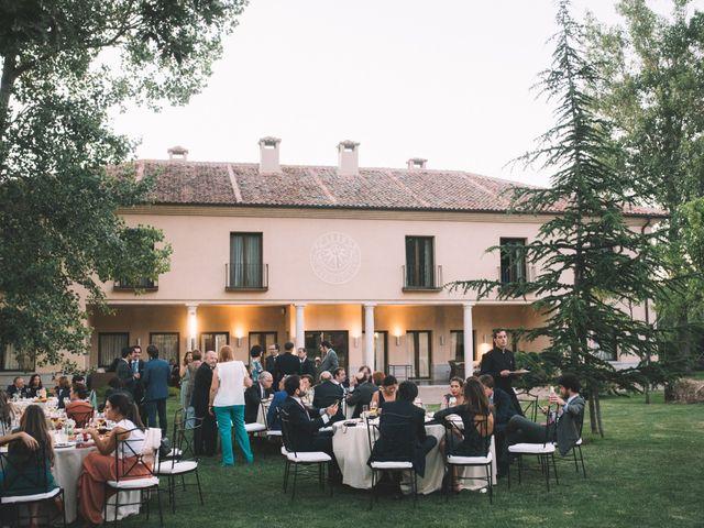La boda de Carlos y Maria en Sotosalbos, Segovia 17