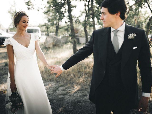 La boda de Carlos y Maria en Sotosalbos, Segovia 37