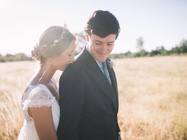 La boda de Carlos y Maria en Sotosalbos, Segovia 42