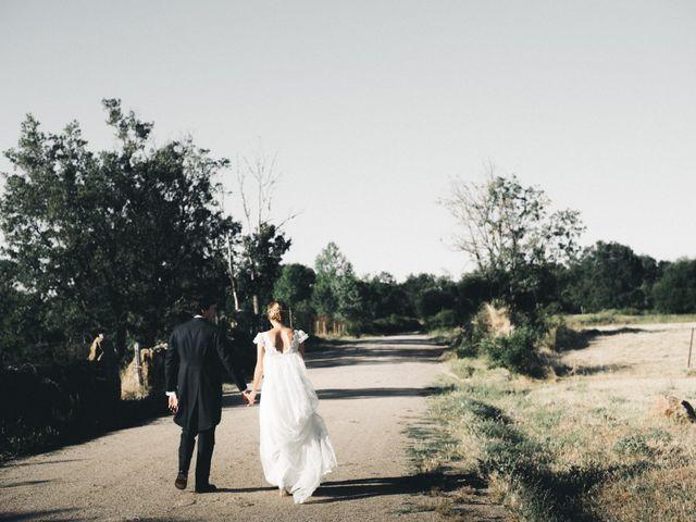 La boda de Carlos y Maria en Sotosalbos, Segovia 47