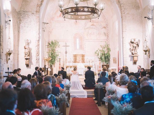 La boda de Carlos y Maria en Sotosalbos, Segovia 50