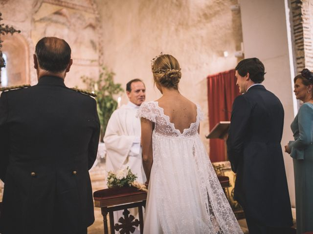 La boda de Carlos y Maria en Sotosalbos, Segovia 51