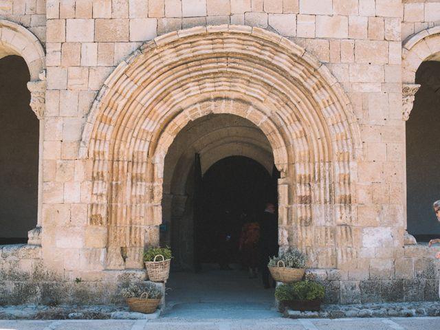 La boda de Carlos y Maria en Sotosalbos, Segovia 57
