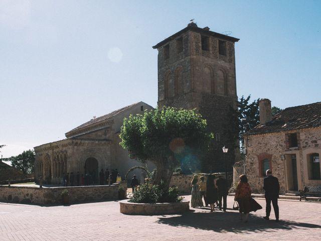 La boda de Carlos y Maria en Sotosalbos, Segovia 58