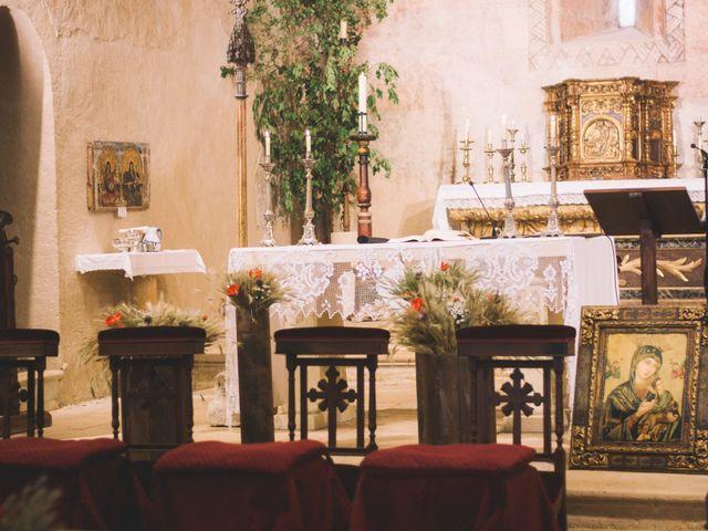 La boda de Carlos y Maria en Sotosalbos, Segovia 82