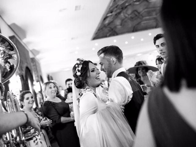 La boda de Emilio y Mari Carmen en La Carlota, Córdoba 20