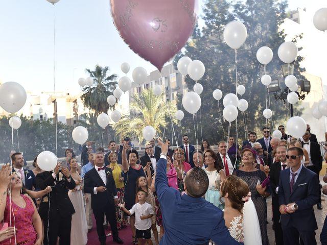 La boda de Estefanía  y Manuel  en Cartagena, Murcia 3