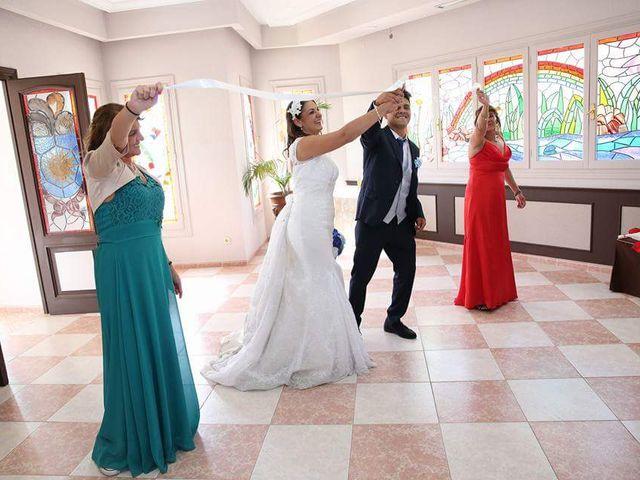 La boda de Roberto  y Irune  en Madrid, Madrid 1