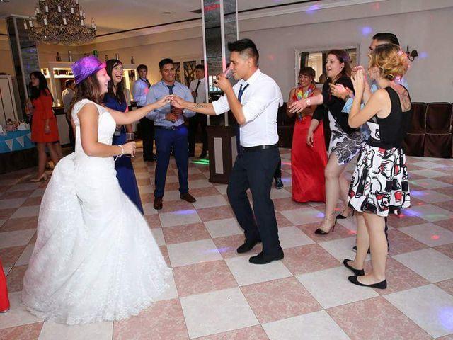 La boda de Roberto  y Irune  en Madrid, Madrid 2