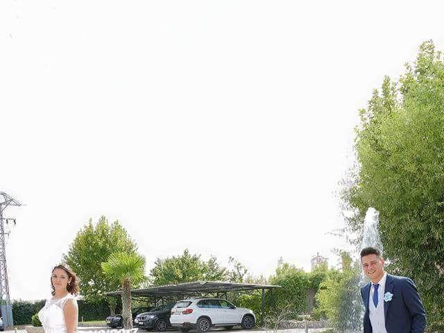 La boda de Roberto  y Irune  en Madrid, Madrid 5
