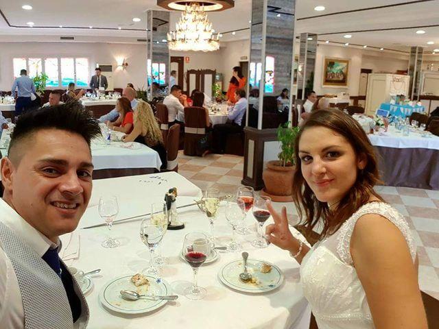 La boda de Roberto  y Irune  en Madrid, Madrid 11