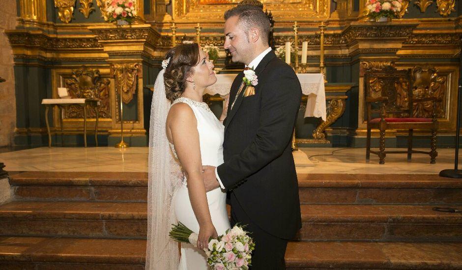 La boda de Luis Fernando y Marisa en Baños De La Encina, Jaén