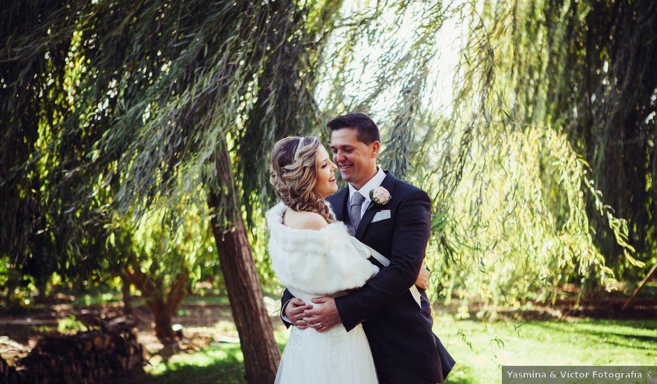 La boda de Hogan y Vicky en Alcanar, Tarragona