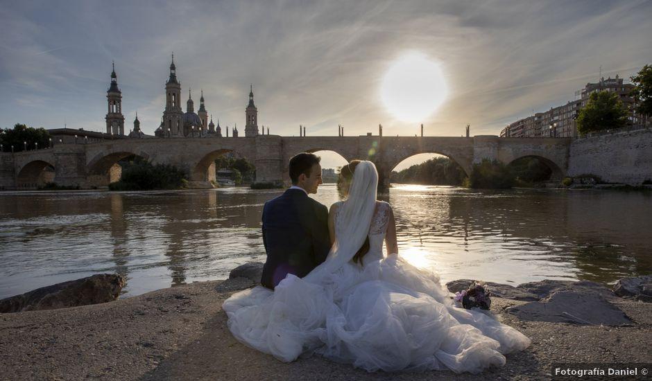 La boda de Pablo y Lara en Zaragoza, Zaragoza