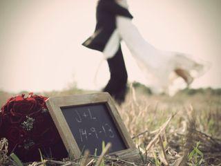 La boda de Joel y Laura 1