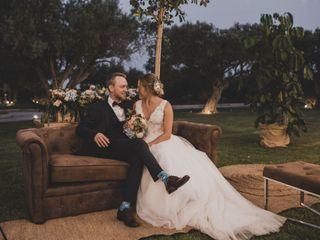 La boda de Noelia y Michal