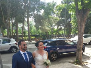 La boda de Maria y David 1