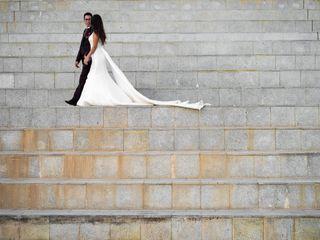 La boda de Mª Angeles y Jose Antonio 1