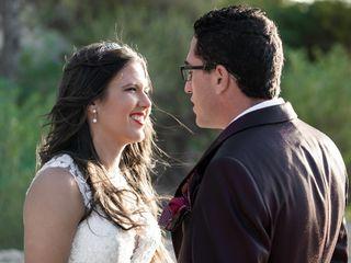 La boda de Mª Angeles y Jose Antonio 2