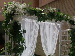 La boda de Estela y Rubén  1