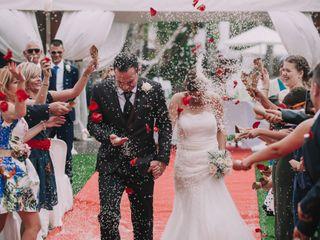 La boda de Gerard y Maite
