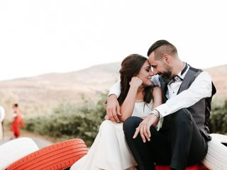 La boda de Isabel y Marcos