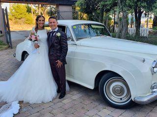 La boda de Cintia y Gerard