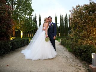 La boda de Mónica y Francisco José
