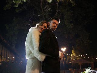 La boda de Eva y Enric 1