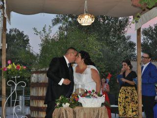 La boda de Rita y Juanjo