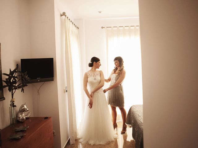 La boda de Carlos y Neus en Museros, Valencia 20