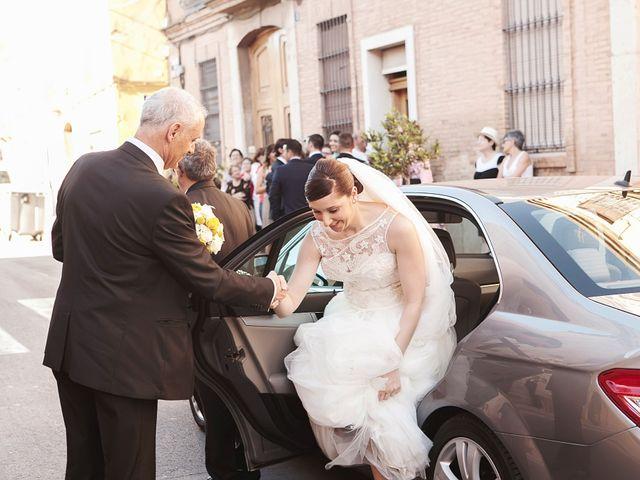 La boda de Carlos y Neus en Museros, Valencia 33
