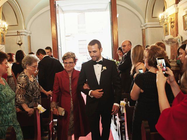La boda de Carlos y Neus en Museros, Valencia 35