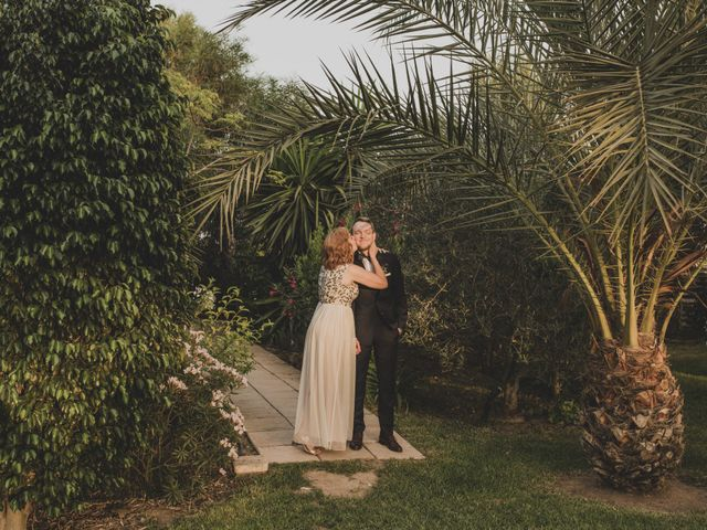 La boda de Michal y Noelia en Elx/elche, Alicante 15
