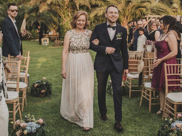 La boda de Michal y Noelia en Elx/elche, Alicante 16